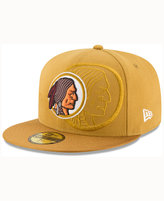 New Era Kids' Washington Redskins Sideline 59FIFTY Cap