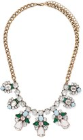 Forever 21 FOREVER 21+ Faux Gem Statement Necklace