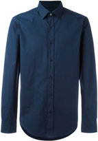 HUGO BOSS plain shirt - men - Cotton - M