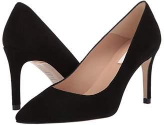LK Bennett Floret (Black Suede) High Heels