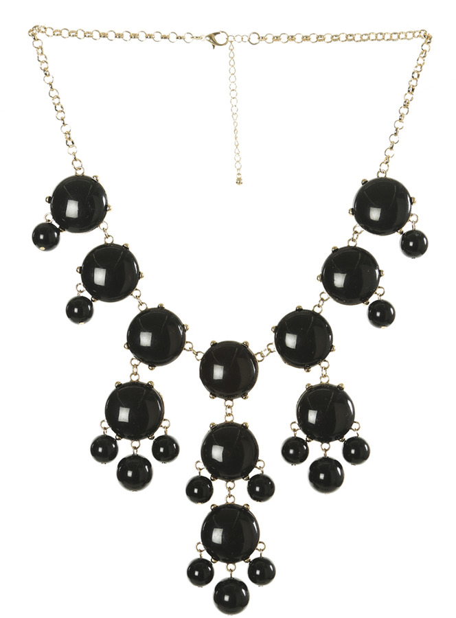 Arden B Oversized Bubble Necklace