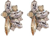 Sorrelli Fanned Navette Crystal Cluster Earrings