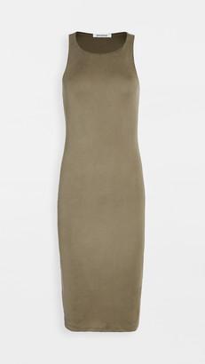 Good American Rib Knit Midi Dress