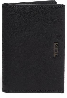 Tumi Multi Window Leather Card Case