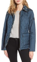 Bernardo Women's Reversible Insulated Quilted Jacket