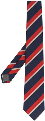 Brunello Cucinelli Multi-Stripe Tie