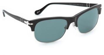 Persol Clubmaster Polarized Sunglasses