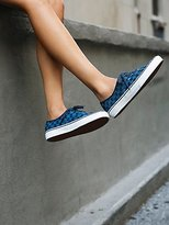 Vans Authentic Stitch Checker by at Free People