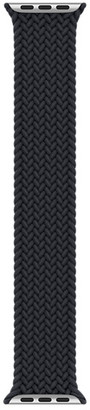 Apple 44mm Charcoal Braided Solo Loop - Size 6