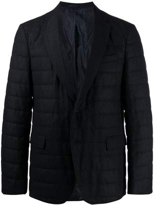BOSS quilted single breasted blazer