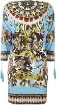 Roberto Cavalli 'Day Dream' batwing sleeve dress