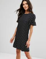 Paper Dolls Polka Dot Dress
