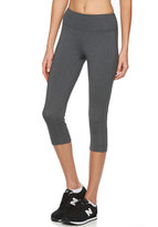 Tek Gear Women's Core Essentials Shape Capri Yoga Leggings