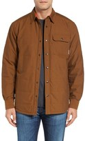 Mountain Hardwear 'Yuba Pass' Fleece Lined Quilted Shirt Jacket