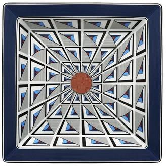 Richard Ginori 1735 Aurea Large Squared Valet Tray