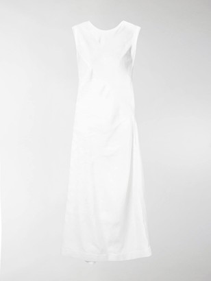 Jil Sander Sleeveless Maxi Dress