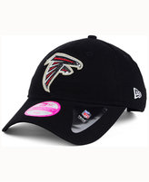 New Era Women's Atlanta Falcons Team Glisten 9TWENTY Cap
