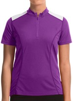 Canari Essential Cycling Jersey - Short Sleeve (For Women)