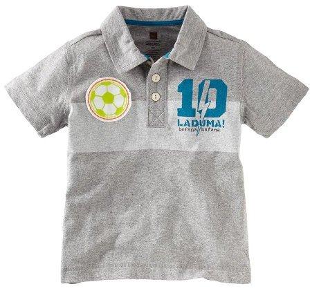 Tea Collection Boys 2-7 La Duma Soccer Polo