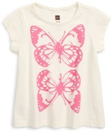 Tea Collection Infant Girl's Canberra Tee