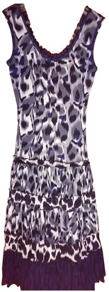 Georges Rech Blue Dress for Women