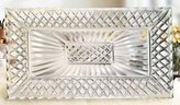 "Jay Import 17"""" Long Crystal Estate Serving Tray [Kitchen]"