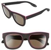 Givenchy 52mm Cat Eye Sunglasses