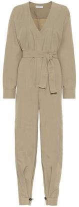 Givenchy Cotton-blend jumpsuit