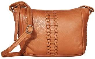 Day & Mood Eve Crossbody (Cognac) Cross Body Handbags