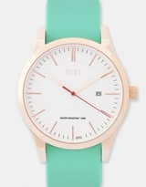 Rose Gold-White & Mint Watch