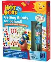 Educational Insights Hot Dots Jr. Getting Ready For School