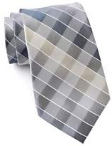 Kenneth Cole Reaction Maldive Grid Silk Tie
