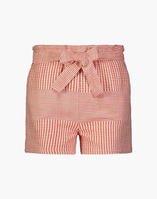 Madewell lemlem Semira Tie-Belt Shorts