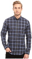 BOSS ORANGE Edipoe Plaid Long Sleeved Shirt