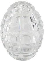 Faberge Crystal Egg Figurine