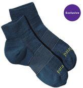 Patagonia Lightweight Merino Run Quarter Socks