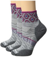 Smartwool Phd Outdoor Light Crew Sock - ShopStyle:Smartwool PhD Outdoor Light Mini Pattern 3-Pack Women's Crew Cut Socks Shoes,Lighting