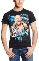 WWE Men's Ryback Feed Me More T-Shirt