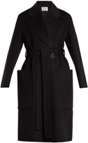 Acne Studios Carice double-faced wool and cashmere-blend coat