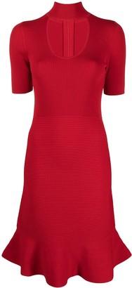 MICHAEL Michael Kors Cutout Stretch Dress