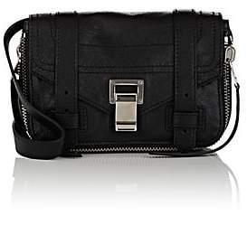 Proenza Schouler Women's PS1+ Mini Leather Crossbody Bag - Black