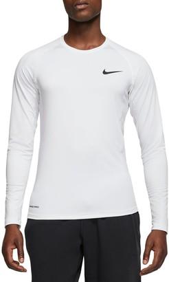 Nike Pro Long Sleeve Training T-Shirt