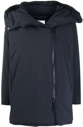 Aspesi Long-Sleeved Rain Coat