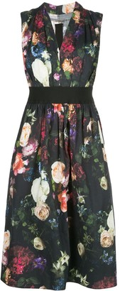 ADAM by Adam Lippes floral A-line dress