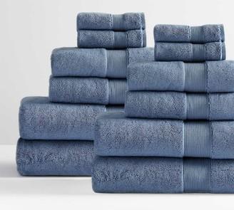 Pottery Barn PB Classic Organic Towel Bundle - Set of 12