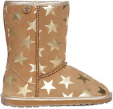 Emu Stars Printed Suede Boots