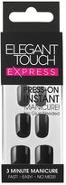 Express Nails Polished Black