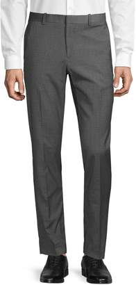 Perry Ellis Slim-Fit Buttoned Pants