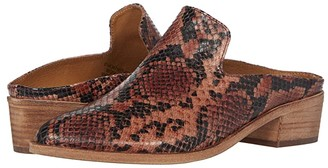 Frye Ray Mule (Antique Rose) Women's Clog/Mule Shoes