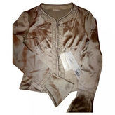 Valentino Silk And Lace Top